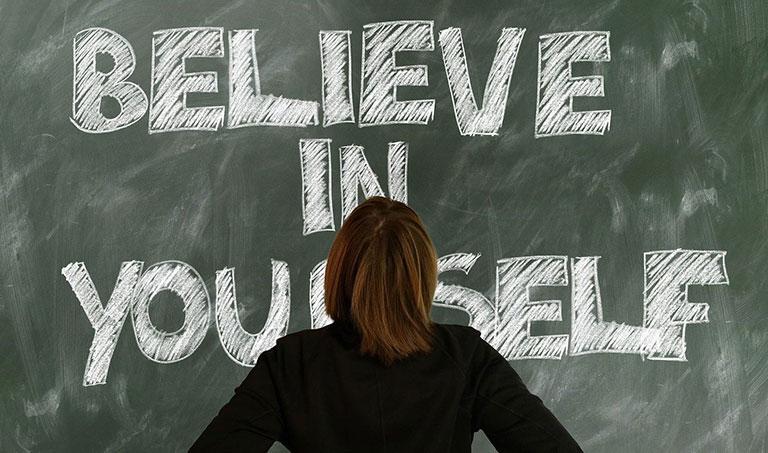 Crezi în tine, crezi în puterea ta!